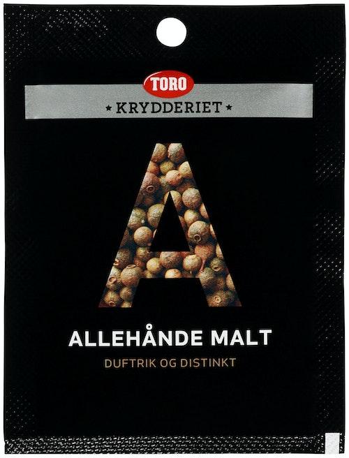Toro Allehånde Malt, 13 g