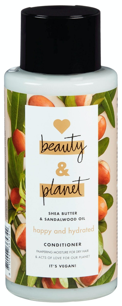 Love Beauty & Planet Happy and Hydryted Balsam 400 ml