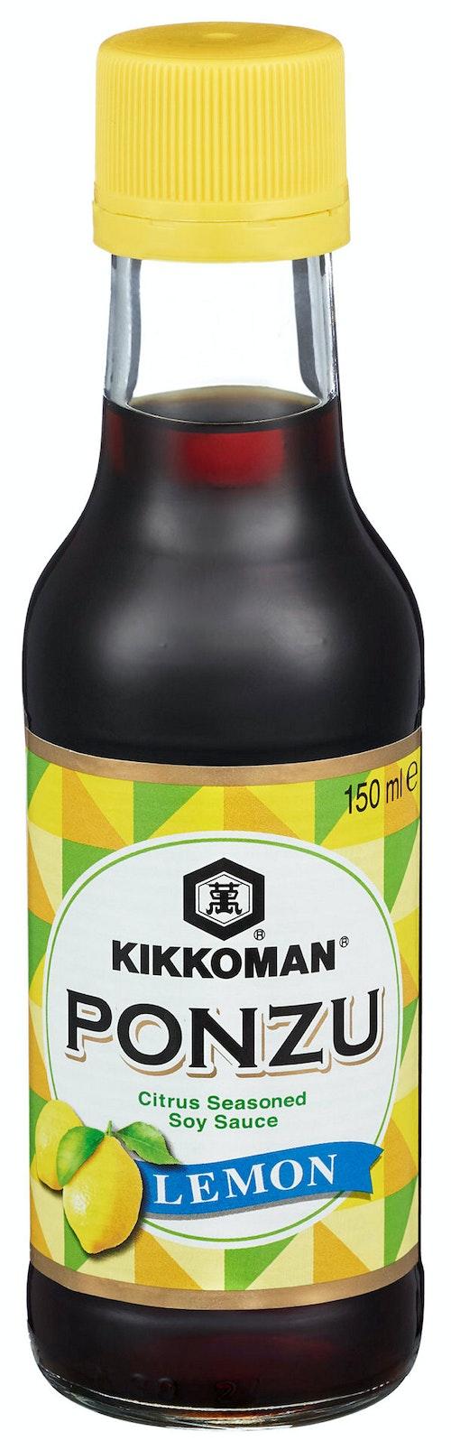 Kikkoman Soyasaus Ponzu Sitrus 150 ml