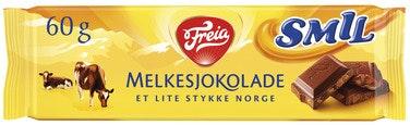 Freia Melkesjokolade med Smil 60 g