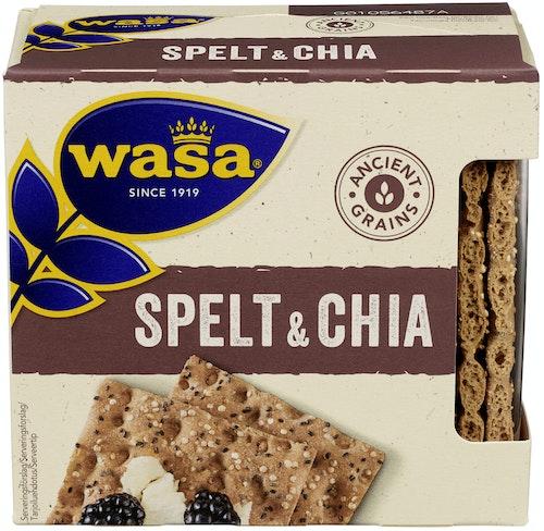 Wasa Spelt & Chia 230 g