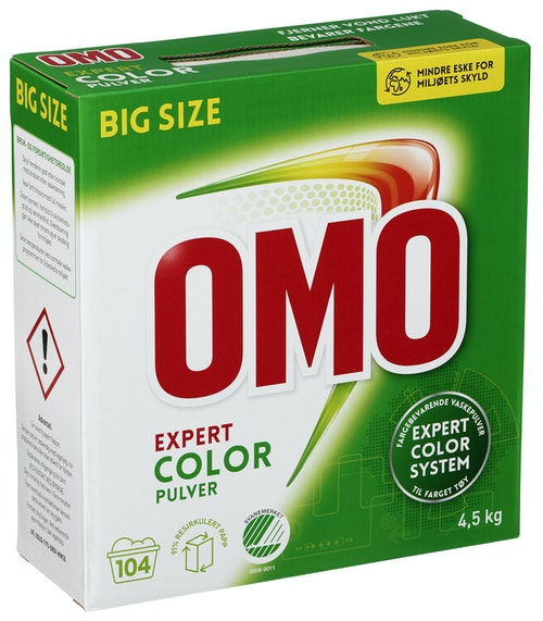 OMO OMO Color 4,5 kg