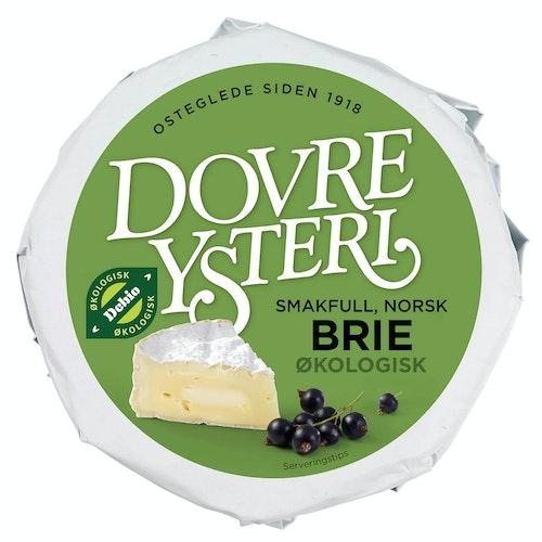 Dovre Ysteri Økologisk Brie 150 g