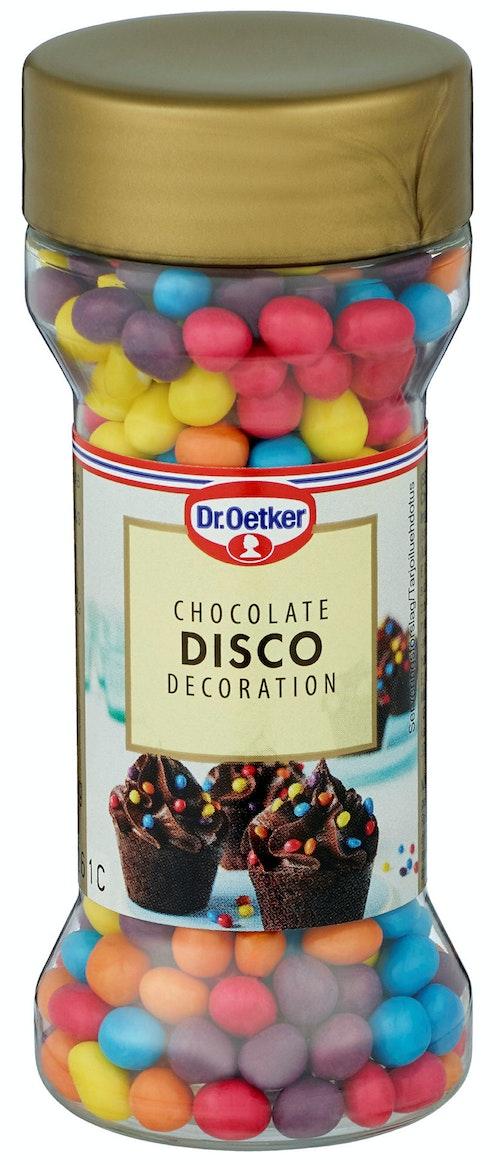 Dr. Oetker Disco Sjokoladekuler 55 g