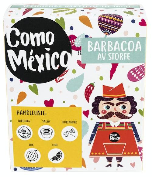 Como Mexico Como Mexico Barbacoa Taco Kjøtt 300 g