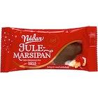 Liten Marsipangris med Sjokolade