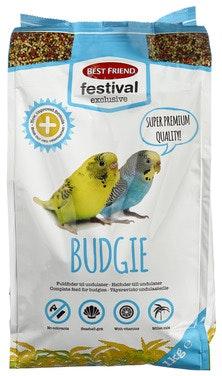 Best Friend Festival undulatfrø 1 kg