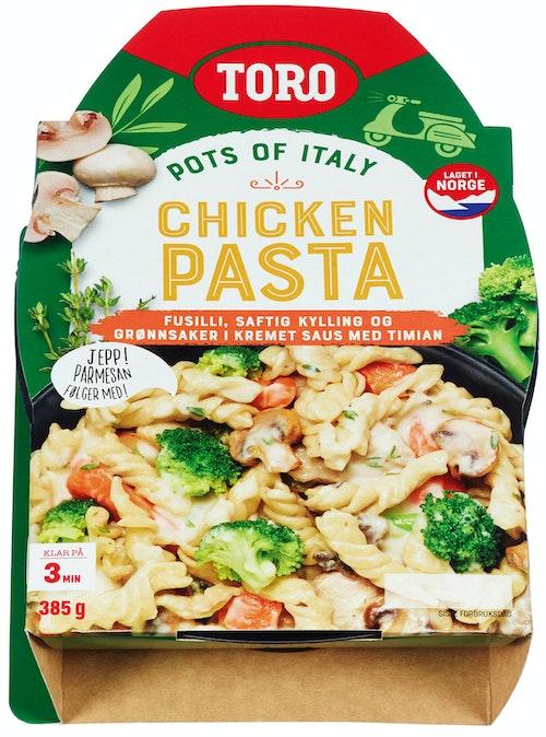 Toro Kylling & Pasta 385 g