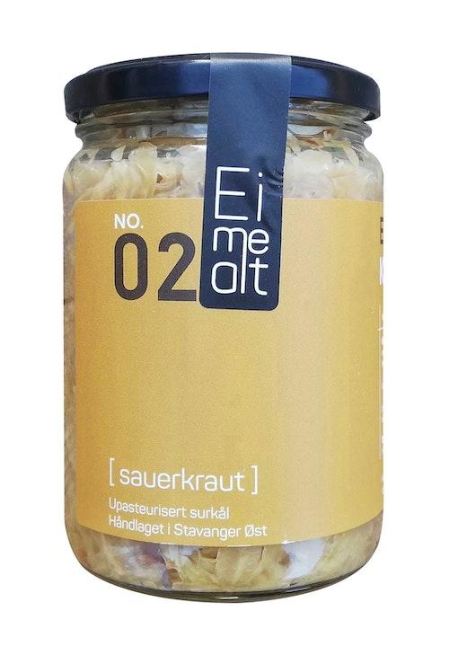 Eimealt Sauerkraut 390 ml
