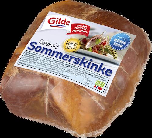 Gilde Bøkerøkt Skinke ca. 1,35 kg