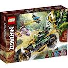 LEGO Ninjago Lloyds jungelmotorsykkel