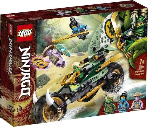LEGO LEGO Ninjago Lloyds jungelmotorsykkel 1 stk
