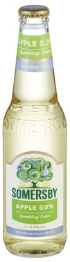 Somersby Somersby Apple Alkoholfri 0,33 l