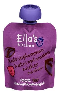 Ella's Kitchen Sviske Sviske Fra 4 mnd, 70 g