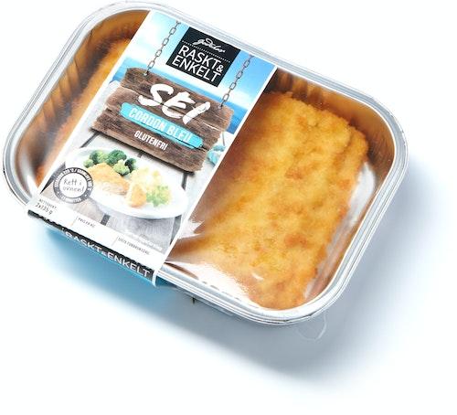 Fiskcentralen Sei Cordon Bleu 49%, 270 g