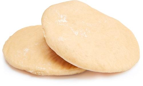 Den Gode Baker Økologiske Pitabrød Med Spelt, 2 stk