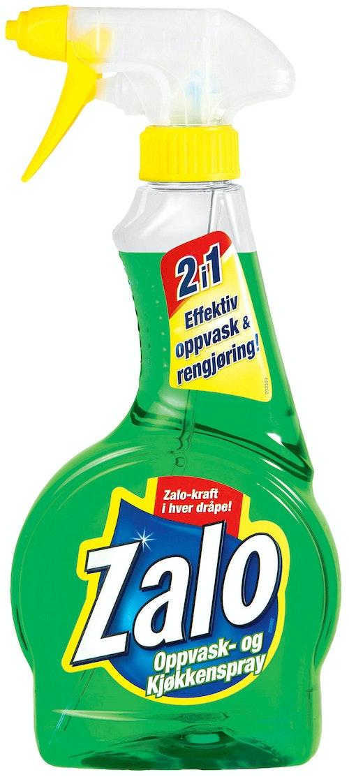 Zalo Zalo Oppvaskspray 500 ml