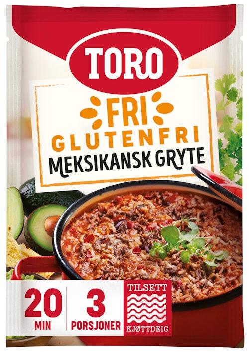 Toro Toro Meksikansk Gryte Glutenfri, 183 g