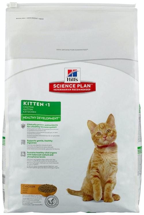 Hills Science Plan Kitten Chicken 3 kg