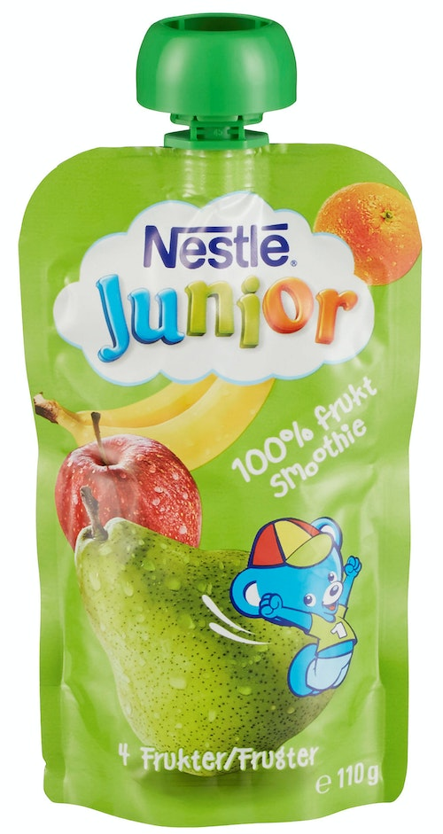 Nestlé Junior 4 Frukter Smoothie 110 g