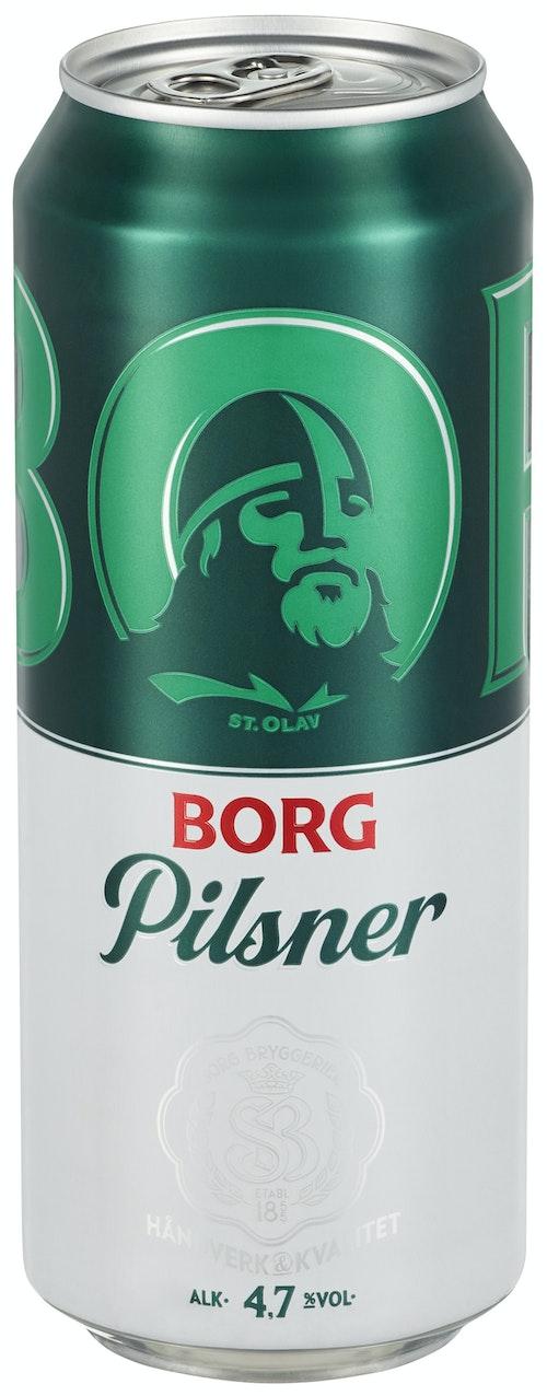 Hansa Borg Borg Pilsner 0,5 l