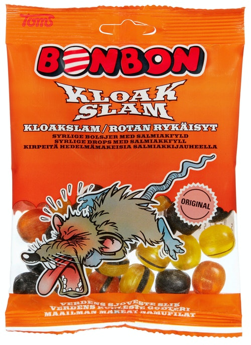 Bon Bon Kloakslam 125 g