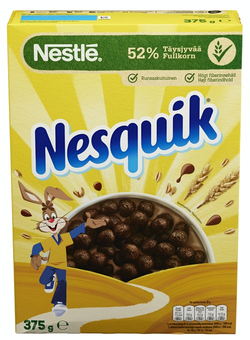 Nestlé Nesquik Frokostblanding 375 g