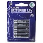 Batterier AAA