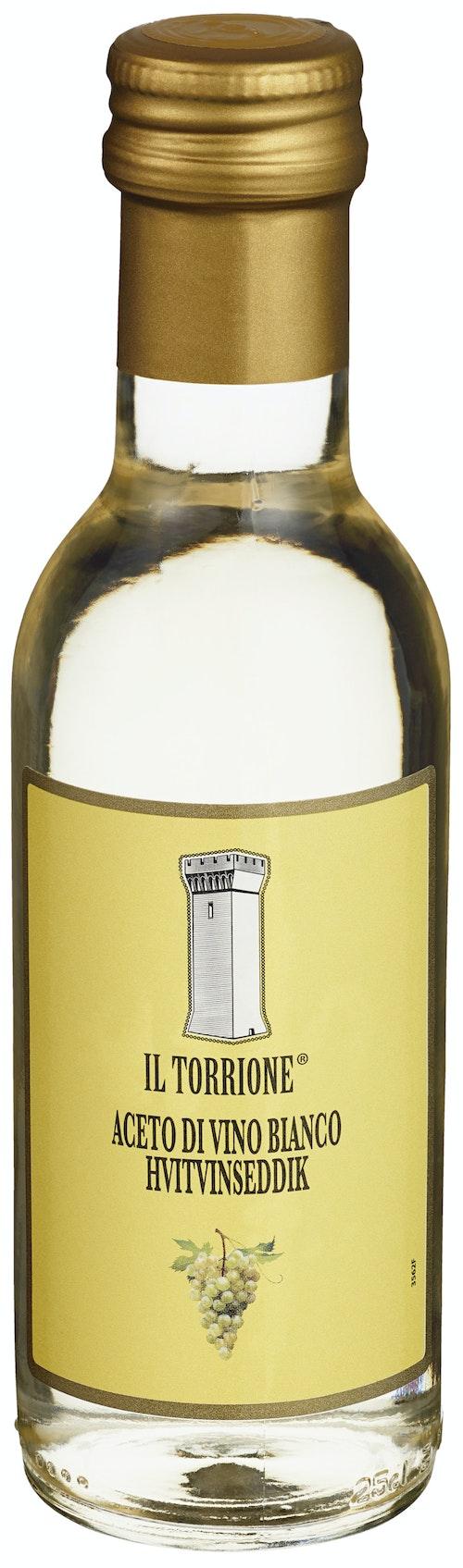 Il Torrione Hvitvinseddik 250 ml