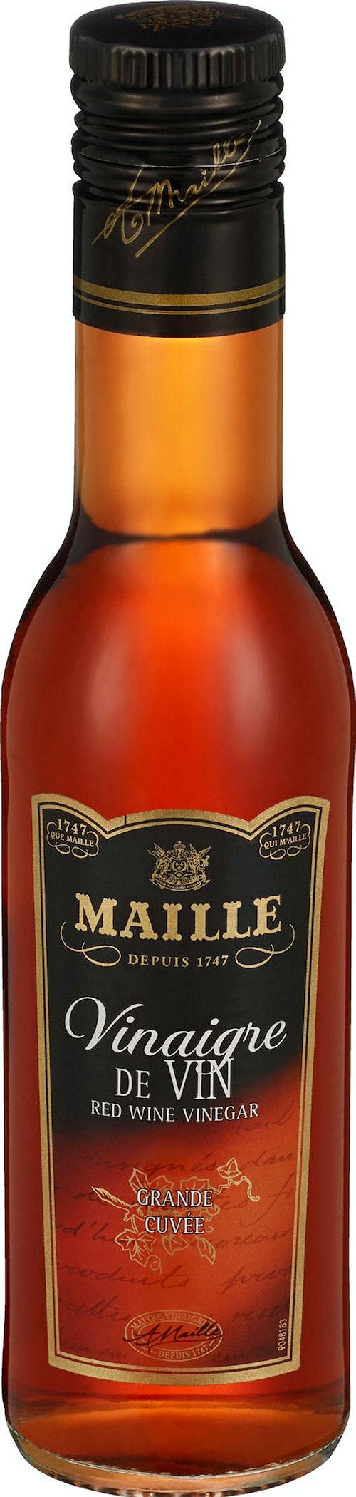 Maille Rødvinseddik 0,25 l