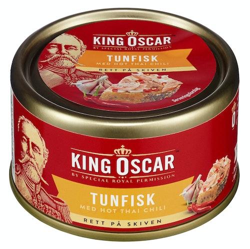 King Oscar Tunfisk Thai Chili 85 g
