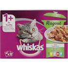Whiskas Ragout Mixed Menu