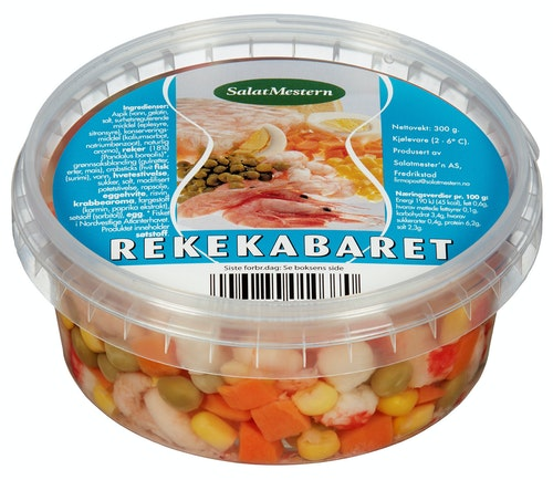 Salatmester'n  Rekekabaret 300 g