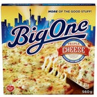 Big One American Triple Cheese Pizza