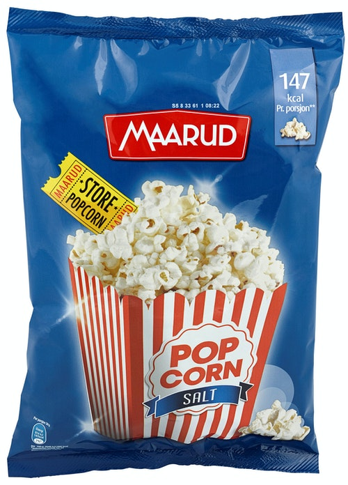 Maarud Popcorn Poppet 75 g