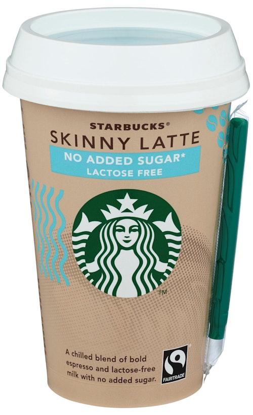 Starbucks Skinny Latte 220 ml