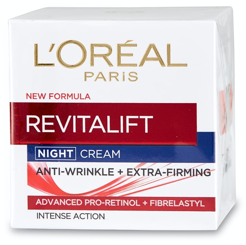 L'Oreal Revitalift Nattkrem 50 ml