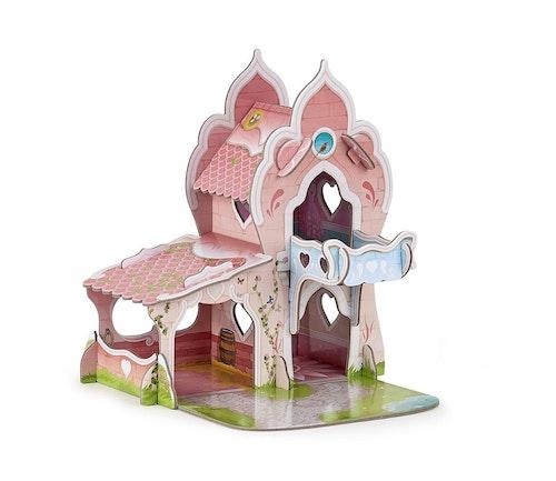 Papo Prinsesseslott i solid kartong 1 stk