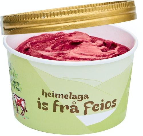 Alm Gard Iskrem Økologisk Blåbær Yoghurtis 500 ml