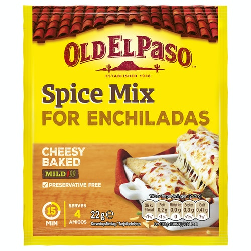 Old El Paso Enchilada Spice Mix 22 g