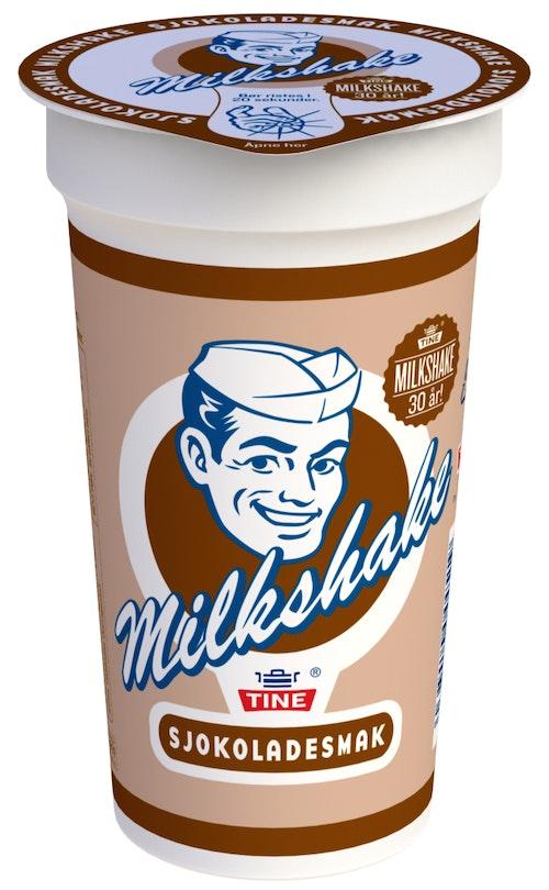 Tine Milkshake Sjokolade 220 ml
