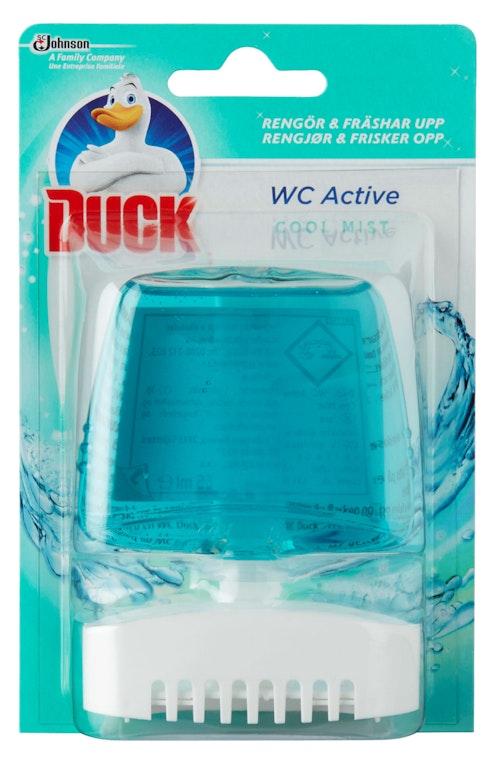 Wc Duck Cool Mist Toalettblokk 1 stk