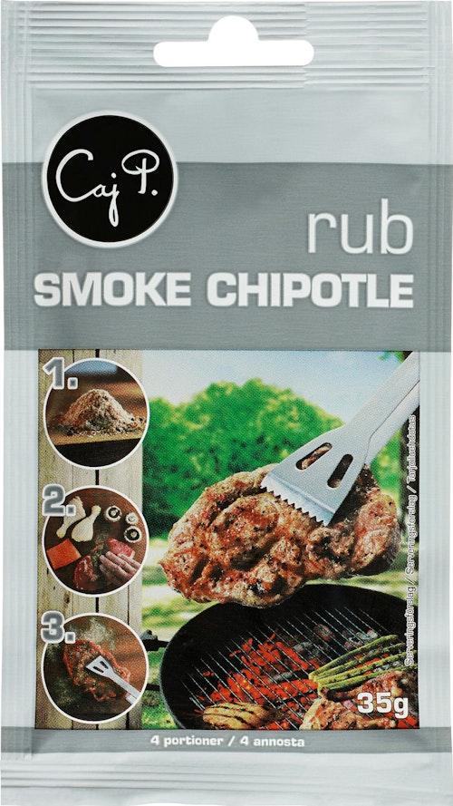 Caj P Rub Smoke Chipotle 35 g