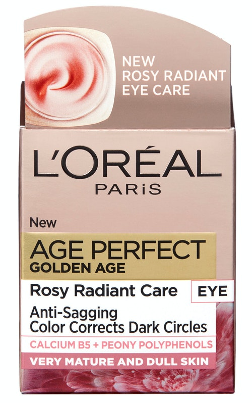L'Oreal Age Perfect Golden Age Rosy Eye Cream 1 stk