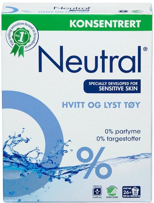 Neutral Neutral Hvitvask 975 g
