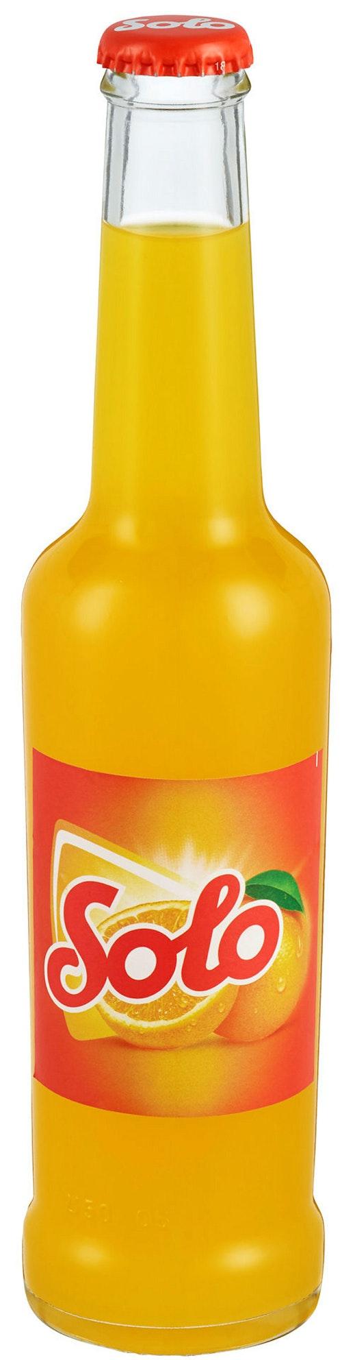 Solo Solo Glassflaske, 0,3 l