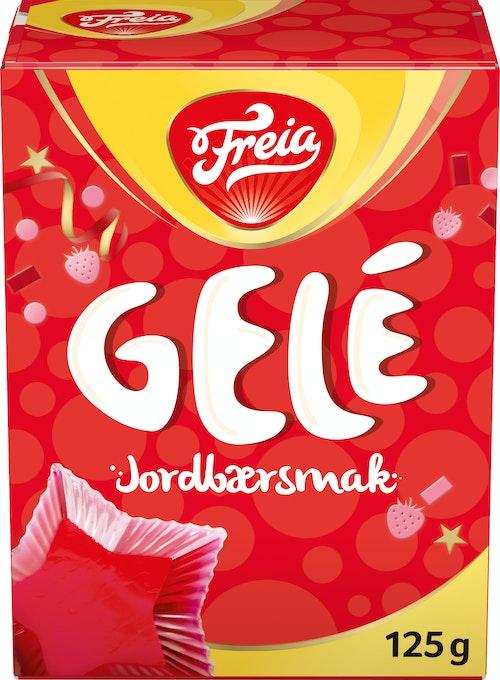 Freia Jordbærgele 125 g