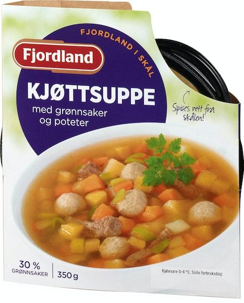 Fjordland Kjøttsuppe 350 g