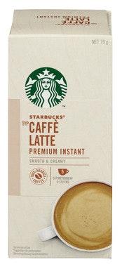 Starbucks Caffe Latte Instant 1 stk