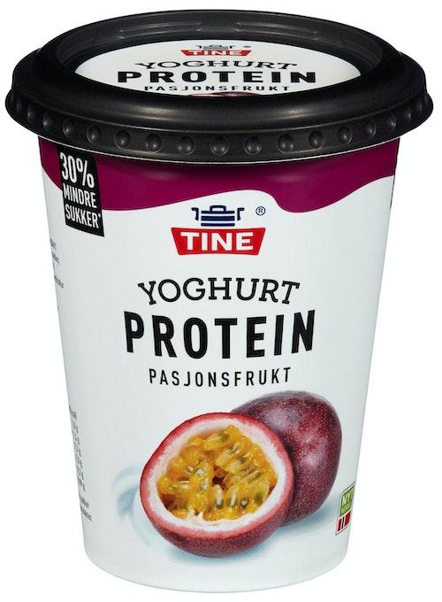 Tine TINE Protein Yoghurt med Pasjonsfrukt 420 g